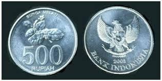 uang logam indonesia